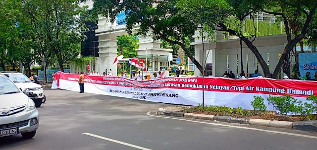Diduga Dikorupsi, Warga Papua Minta Presiden Kunjungi Pembangunan Kerambah