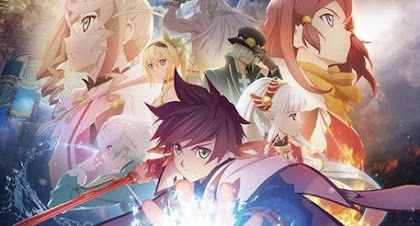 Tales Of Zestiria The X Episódio 19