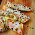 Shredded Carrot And Scallion Flat Bread Recipe