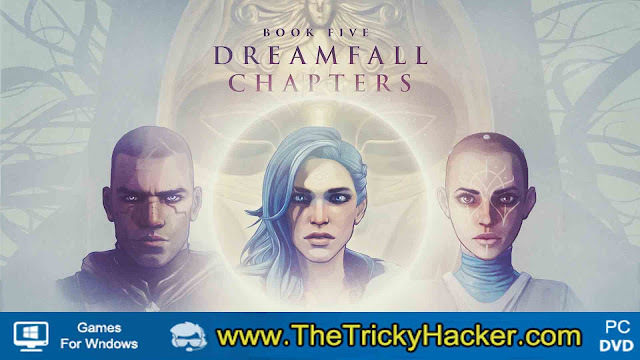 Dreamfall Chapters Free Download Full Version Game PC