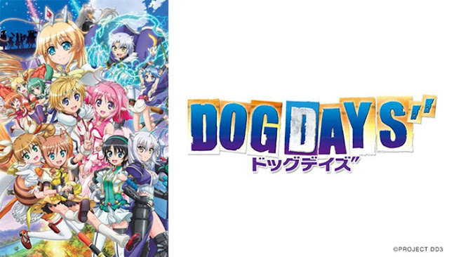 Download Dog Days S3 Subtitle Indonesia