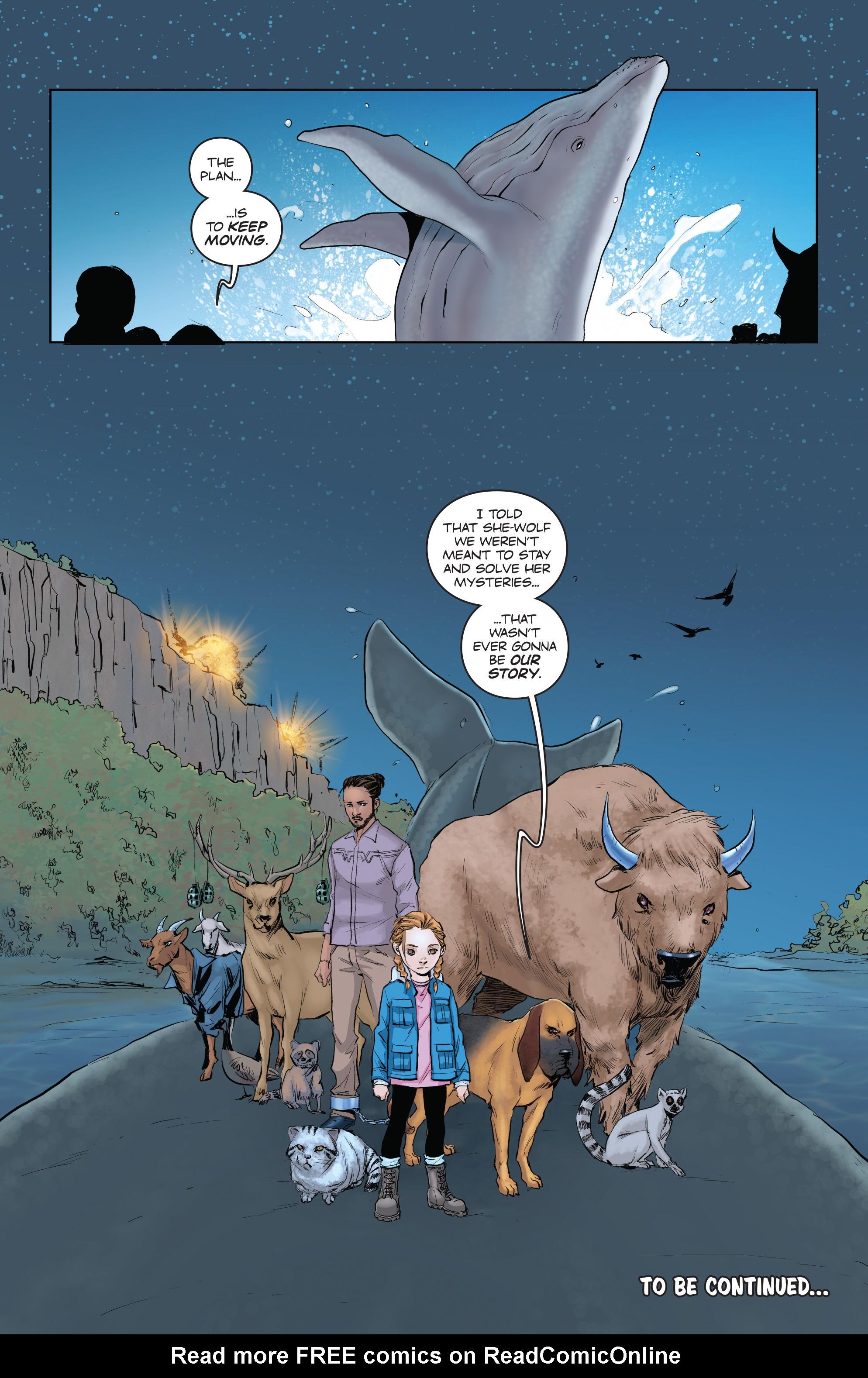 Read online Animosity comic -  Issue #4 - 21