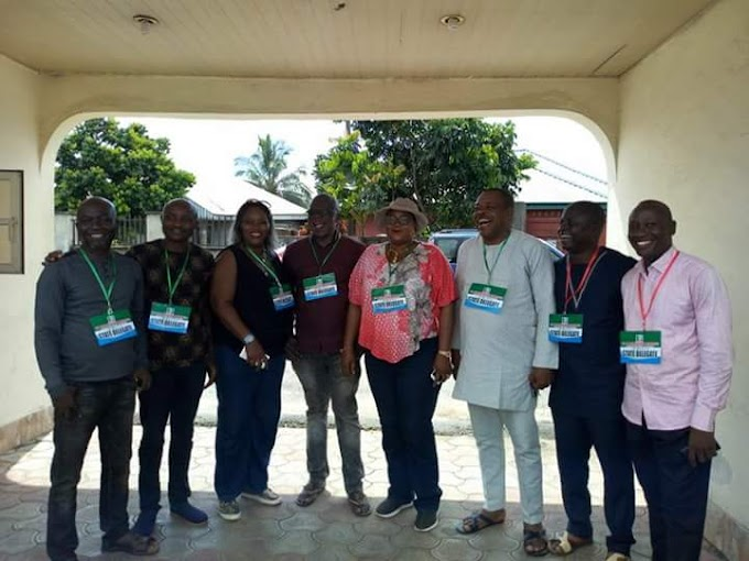 APC Cross River state holds it state Congress, elects new executives