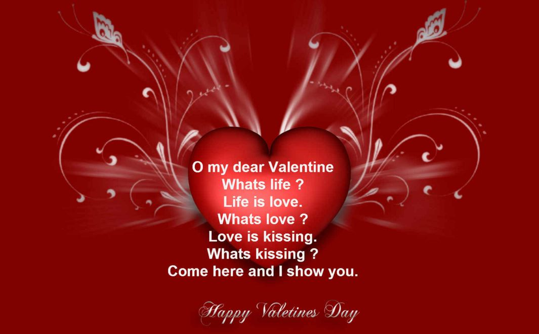 Valentines Day Card Messages 2017 Valentine day SMS in English – Valentine Day Cards Messages