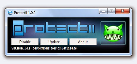 Protectii 1.0.2 (Download Torrents Anonymously)