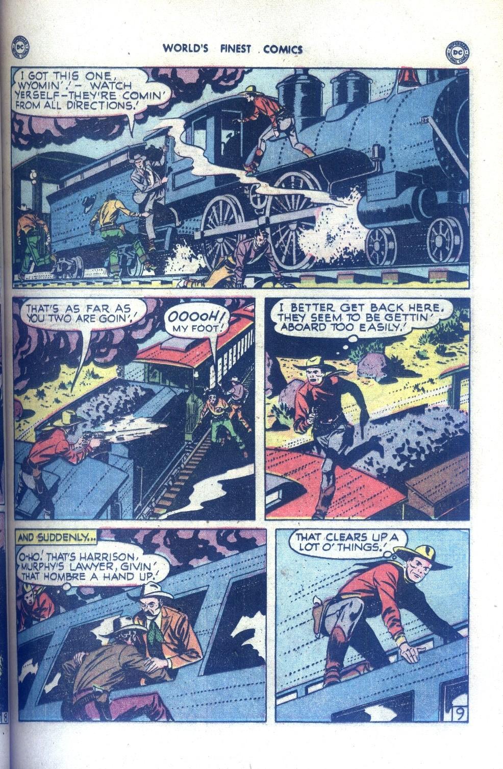 Read online World's Finest Comics comic -  Issue #43 - 25