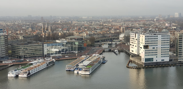 אמסטרדם מלמעלה