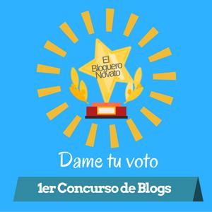 Concurso el bloguero novato