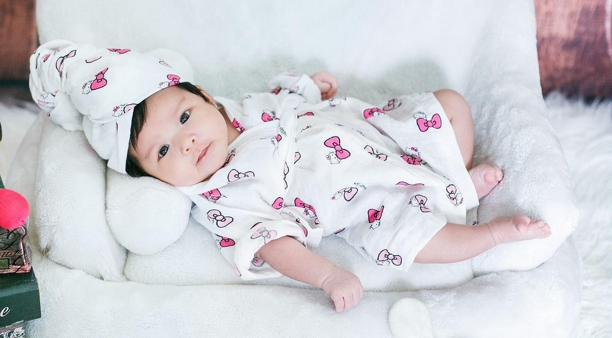 Loạt ảnh siêu đáng yêu của em bé ở Gia Lai khiến mẹ nào cũng muốn có một nhóc tỳ như thế!