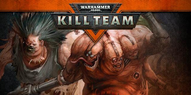 Kill Team Infected Gellerpox