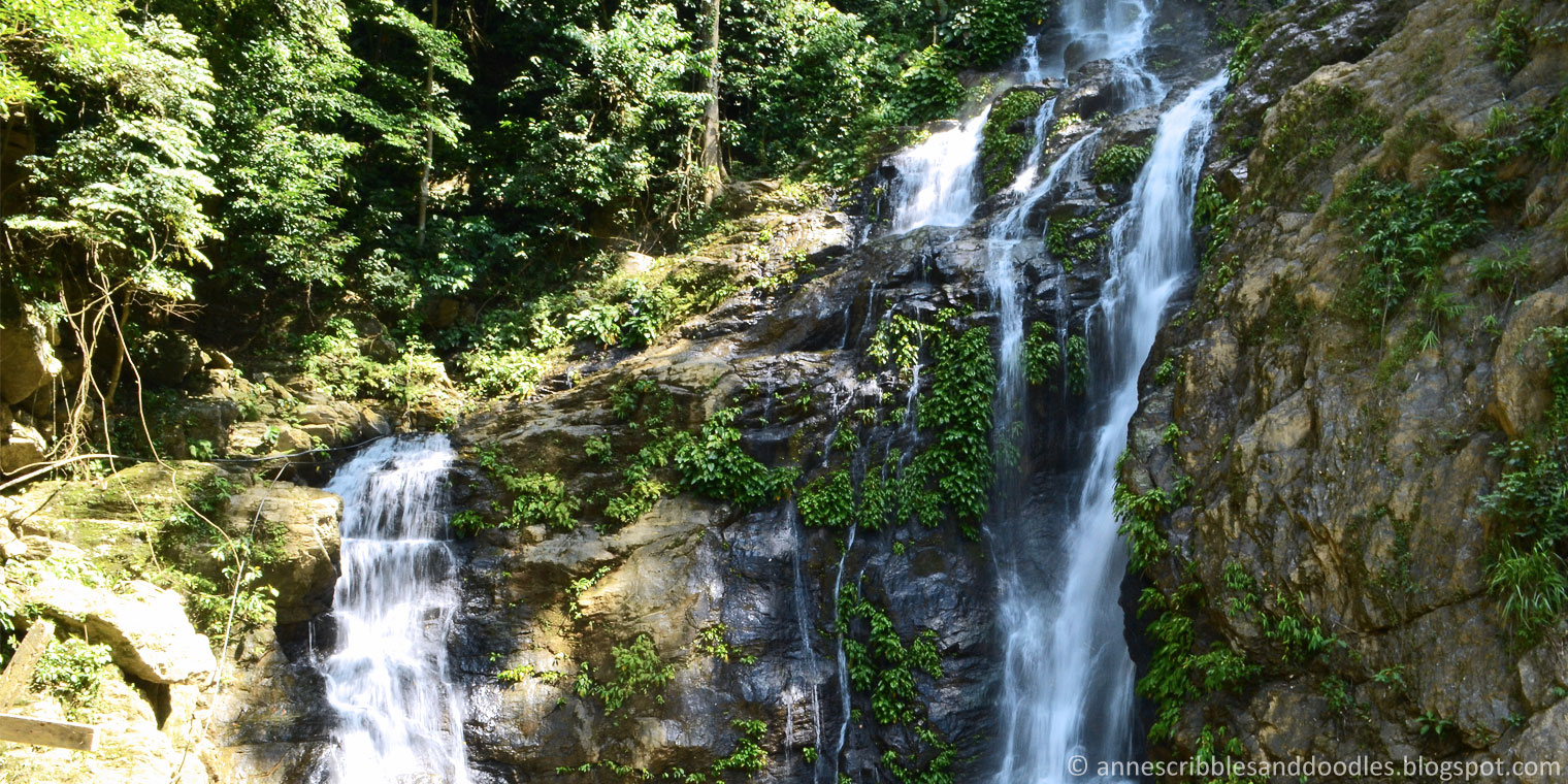 Puerto Galera Travel Diary: Tamaraw Falls | Anne's Scribbles and Doodles