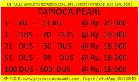 Distributor-tapioca-pearl