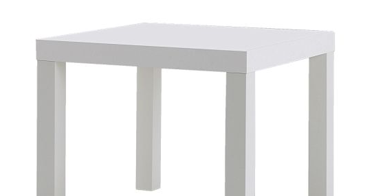 Condesa patitiesa reciclando muebles mesa lack de ikea - Ikea mesa lack blanca ...