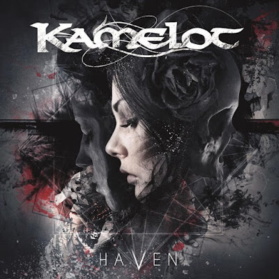 Kamelot - Haven - cover album - 2015