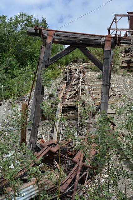 Kennecott Mill Kennicott rail