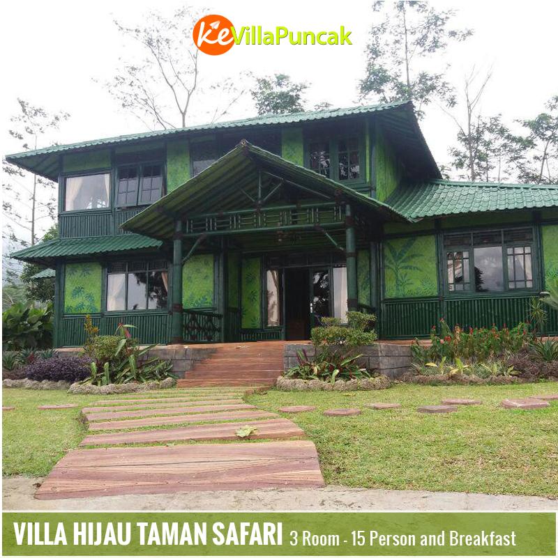 promo Villa Hijau