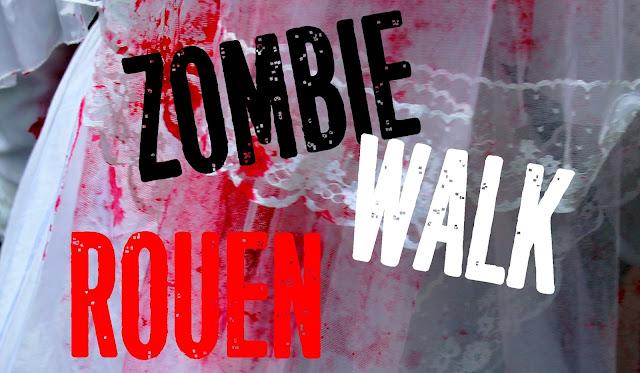 zombie walk rouen 2016