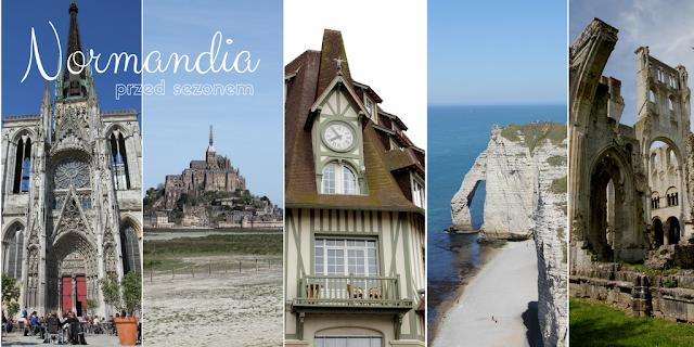 5 najciekawszych miejsc w Normandii