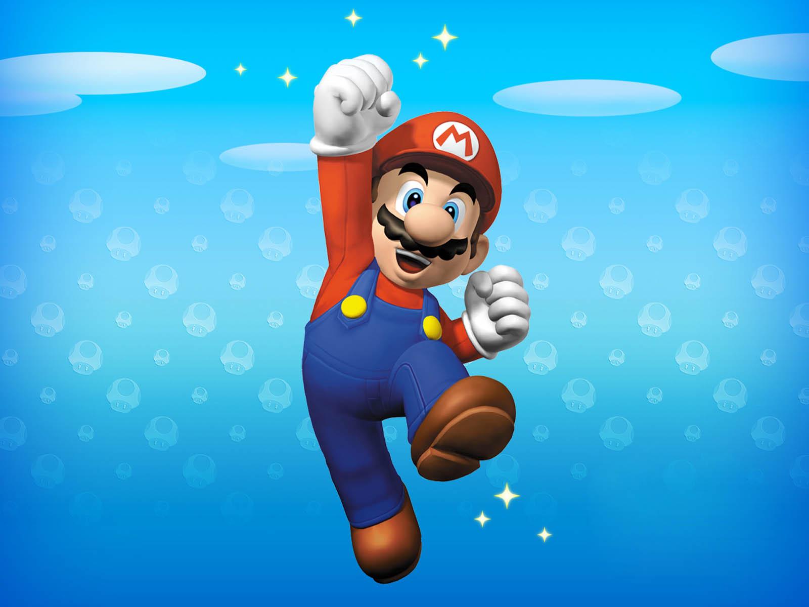 wallpapers: Super Mario Wallpapers
