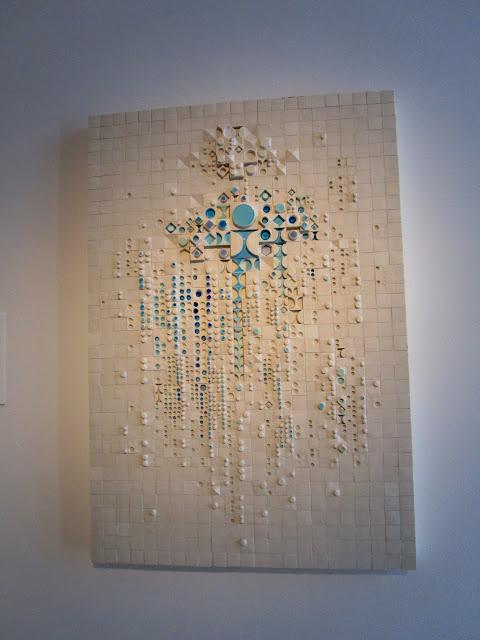 Рат Брик. Музей дизайна и искусства. Нью-Йорк. (Rut Bryk. Museum of Art and Design, NYC)