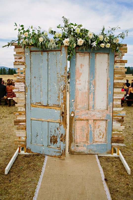 Wedding Ideas Blog Lisawola: Unique Rustic Wedding ...