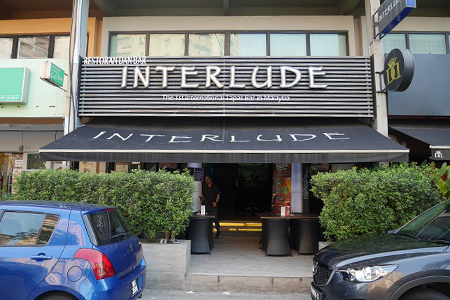 interlude ttdi