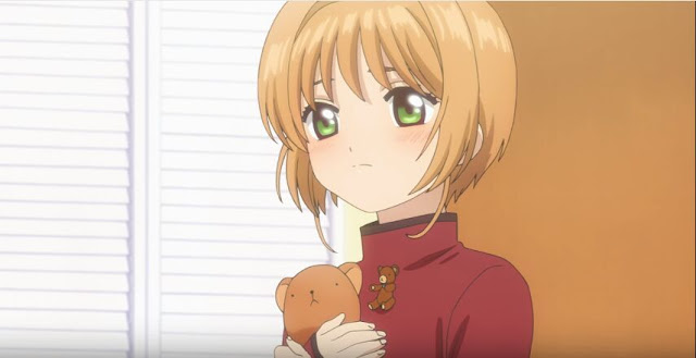 Cardcaptor Sakura: Clear Card-hen anime