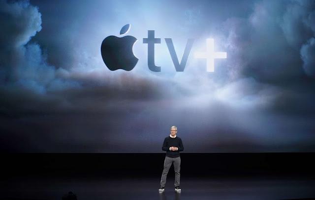 Apple se lance dans le streaming : que voir bientôt sur Apple TV+