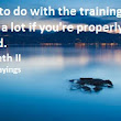 Quotes About Training