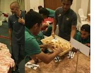 Timnas Indonesia Hanya Makan Makanan Sisa di Hotel Dengan Alasan Kehabisan, Inilah yang Mereka Makan