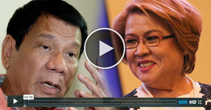 WATCH: Duterte Binisto Na Nag Helikopter Ang BF Ni De Lima