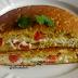Receita fit de pão de queijo caprese de frigideira