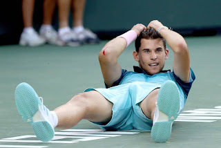 TENIS - Masters 1000 Indian Wells masculino 2019: Roger Federer vuelve a quedarse a las puertas del torneo californiano, esta vez por culpa de Dominic Thiem