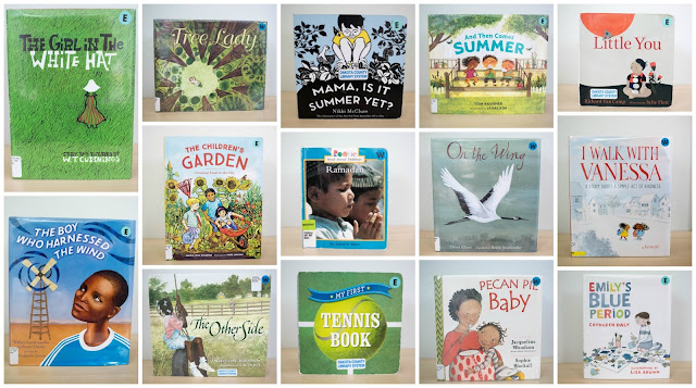 A look at a few Montessori friendly books we've been reading lately in our Montessori home.