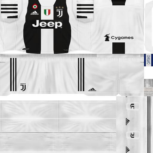 29857378819 PES 6 Kits Juventus F.C. Season 2018 2019 by Dibu Edition - PES 6 ...