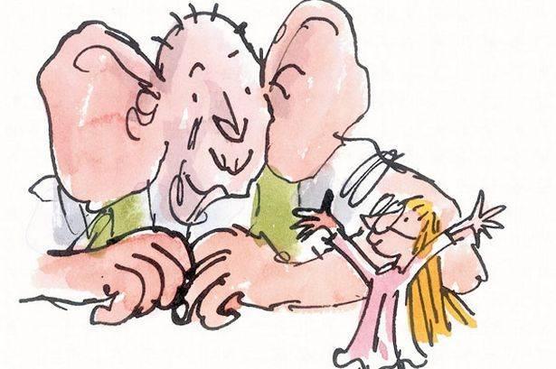 Roald Dahl – A barátságos óriás
