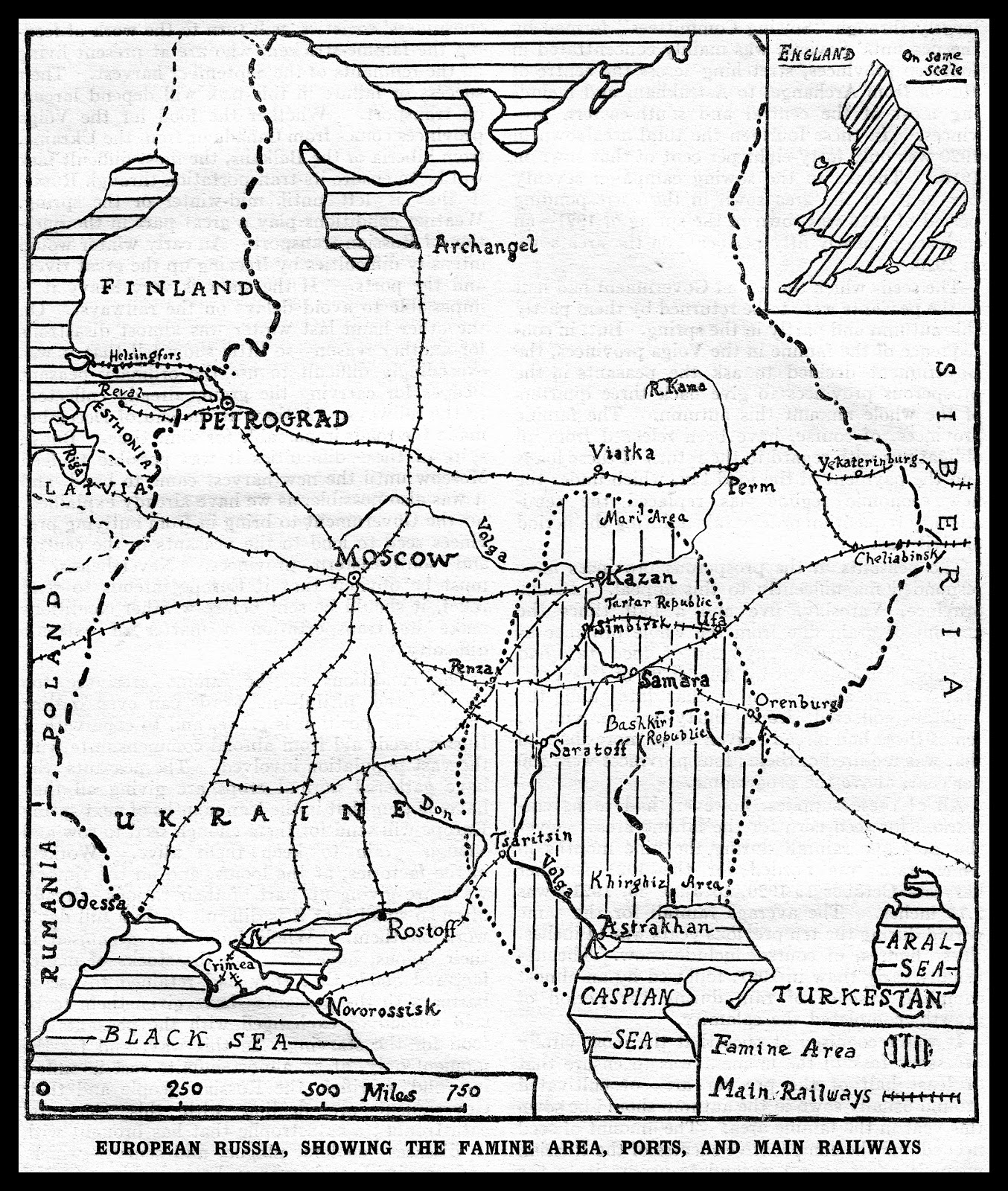 SMARAKA GRANTHA: Rabindranath and Famine in Russia-1921