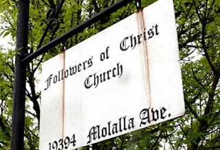 Followers of Christ church