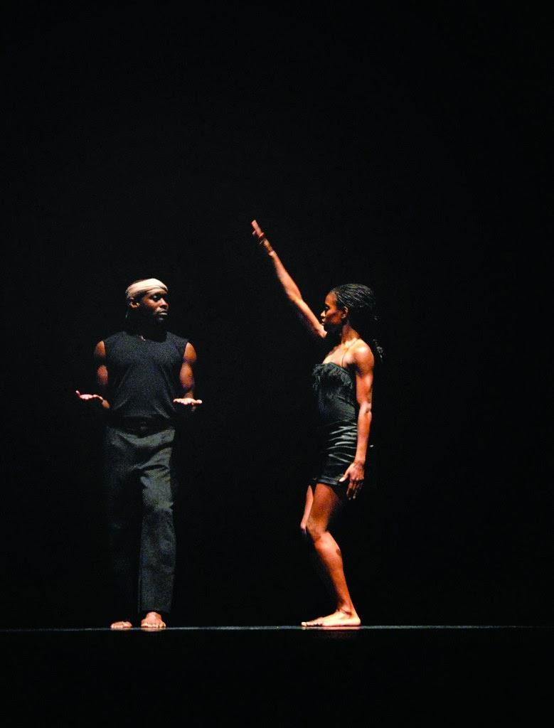 LWAZA, Compagnie Danse Nyata Nyata | Laissez-moi danser pour dire avec l'intégrité du corps!