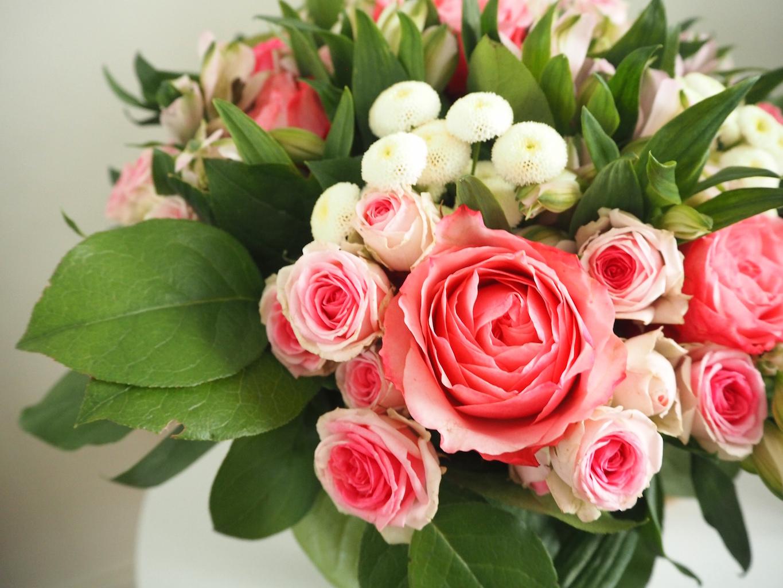 bouquet solidaire douceur