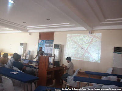 Lubao Disaster Risk Reduction Map-up training ESSC OSMPH Schadow1 Expeditions