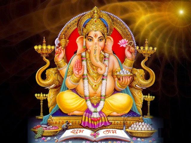 Lord Ganesh prayer in Telugu - గణేశ ప్రార్థన 1