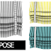 Download Sims 4 Pose: Spring Birds Curtain Stripes