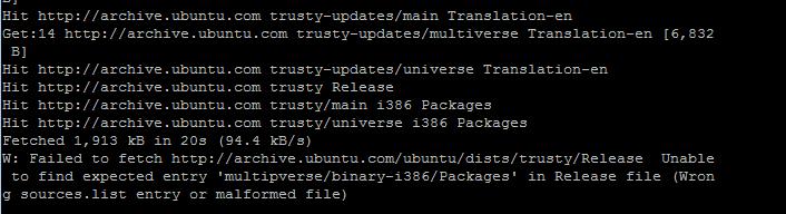 Ubuntu 14 04 Unrar Issue | HT's Ramblings