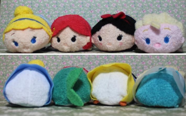 La Puntada De La Princesa Jasmine De Disney Tsum Tsum: Tsum Tsum Collection