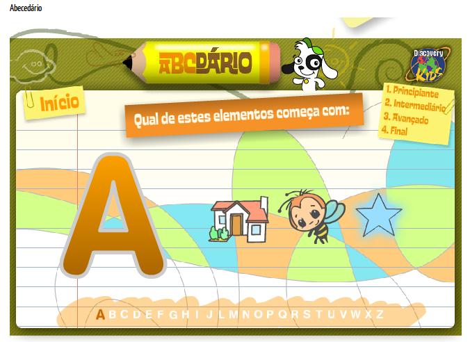 http://www.jogosdaescola.com.br/play/index.php/escrita/61-abecedario