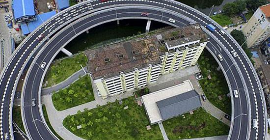 9 construções que ficaram no lugar errado na China - Capa 2