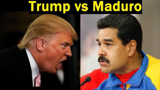 Caiga quien caiga ¿Qué quieren los gringos de Venezuela? Nadie se equivoque, por @AngelMonagas
