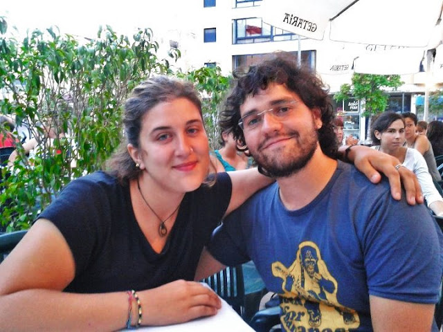 Roberta Panero e Simone Dabbicco