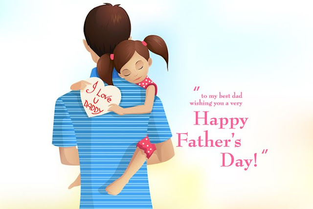 Make your dad feel happy